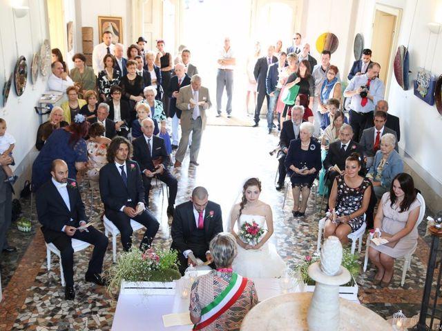 Il matrimonio di Gabriele e Laura a Nova Milanese, Monza e Brianza 14