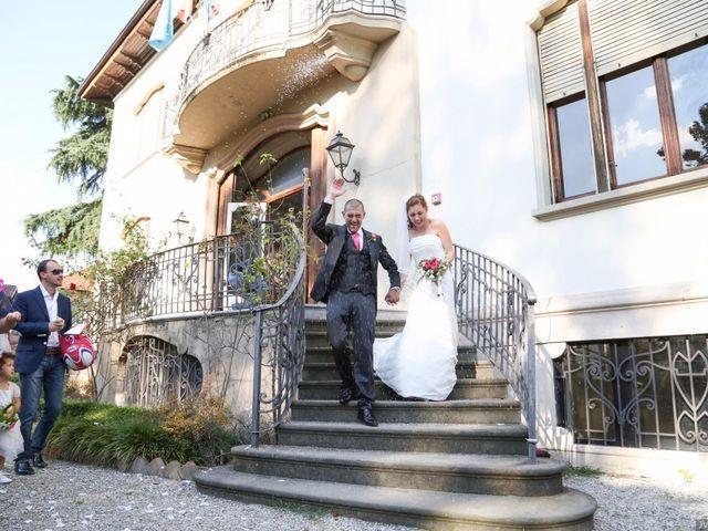 Il matrimonio di Gabriele e Laura a Nova Milanese, Monza e Brianza 18