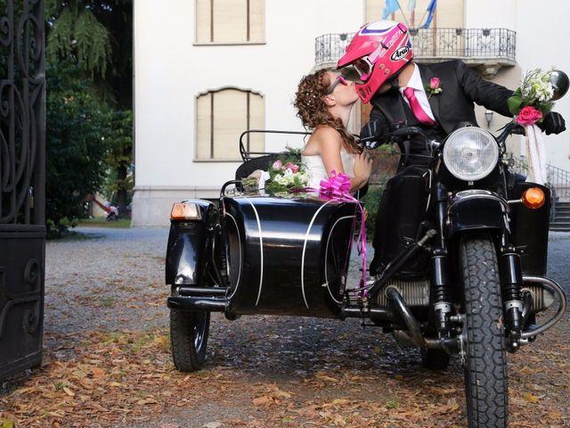 Le nozze di Laura e Gabriele