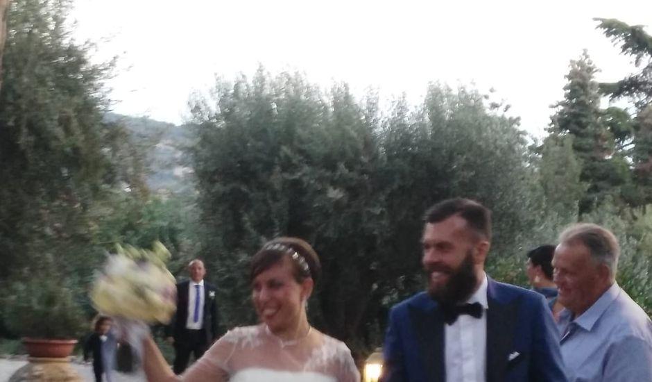 Il matrimonio di Alessio e Beatrice a Cortona, Arezzo