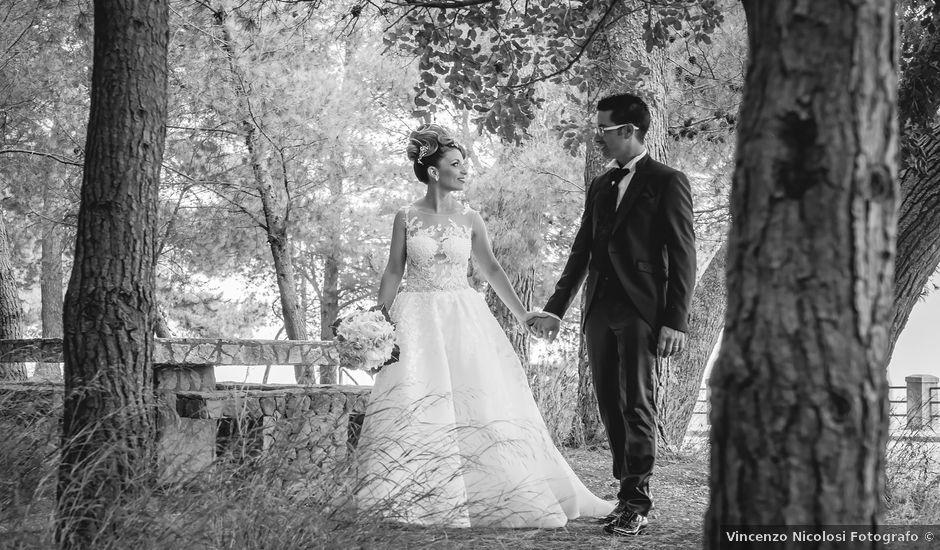 Il matrimonio di Accursio e Elena a Sciacca, Agrigento