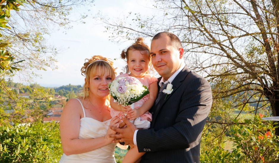 Il matrimonio di Andrea e Jenny a Vercelli, Vercelli