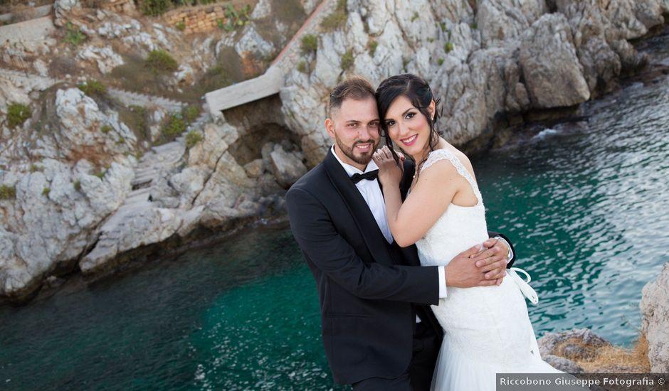 Il matrimonio di Anthony e Alessandra a Palermo, Palermo