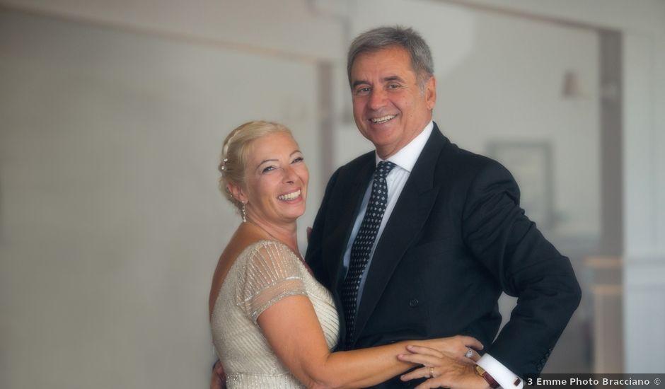 Il matrimonio di Federico e Loretta a Roma, Roma