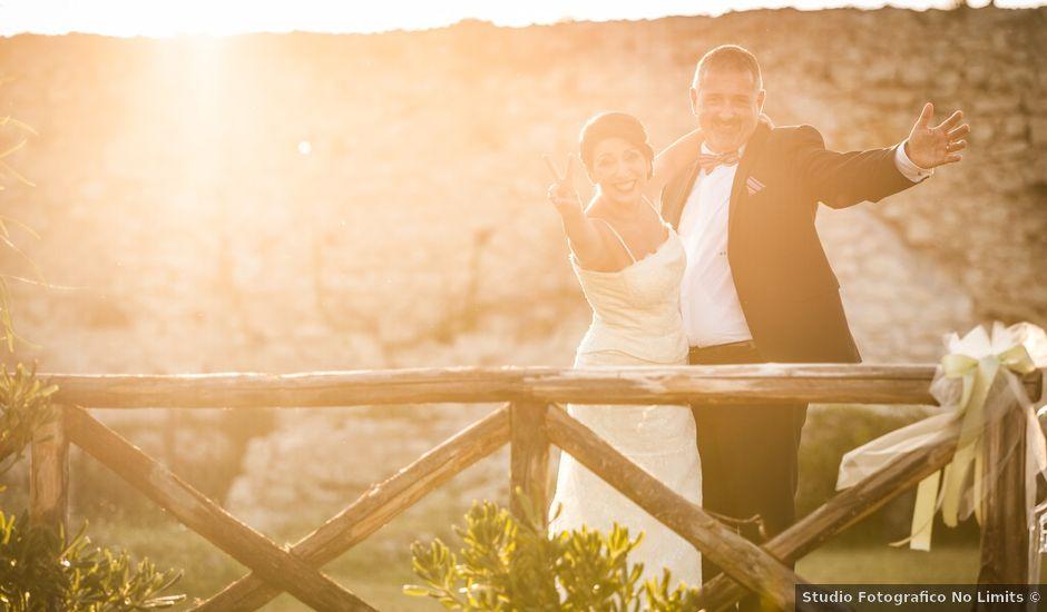 Il matrimonio di Massimo e Franca a Ardore, Reggio Calabria