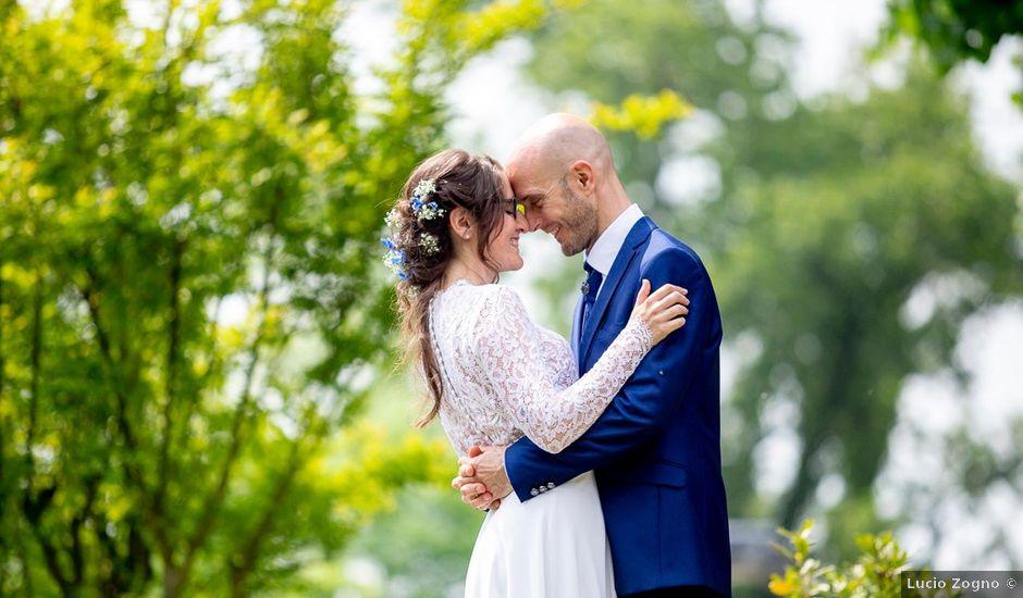 Il matrimonio di Maurizio e Rosatea a Rivolta d'Adda, Cremona