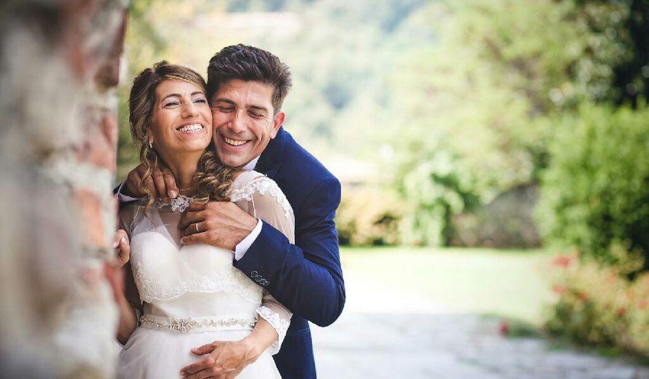 Il matrimonio di Raoul  e Tiziana  a Cavour, Torino