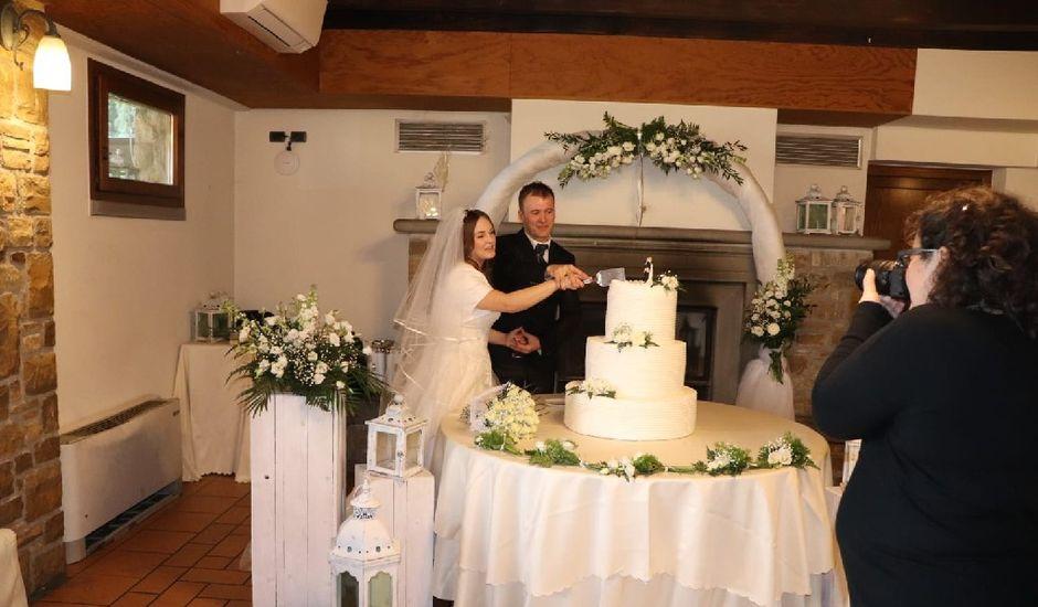 Il matrimonio di Claudiu e Elena a Albano Sant'Alessandro, Bergamo