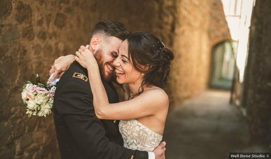 Il matrimonio di Elisa e Antonio a Perugia, Perugia