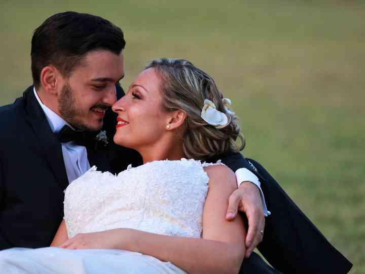 Le nozze di Jolanda e Marco