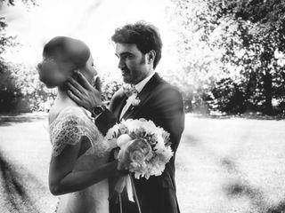 Le nozze di Liane e Marco