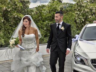 le nozze di Matilde e Andrea 1
