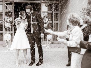 Le nozze di Aga e Davide