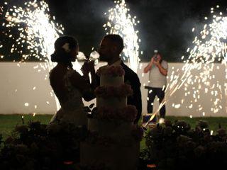 Le nozze di Erica e Valerio
