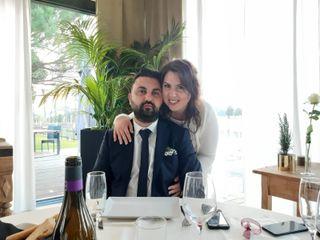 Le nozze di Erica e Vitantonio