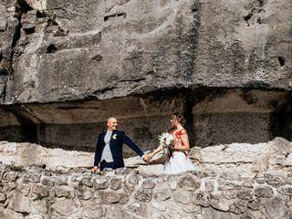 Le nozze di Fabrizio e Annagrazia