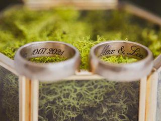 Le nozze di Max e Lisa 1