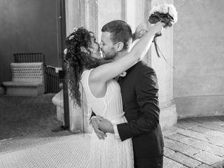 Le nozze di Annalisa e Yuri