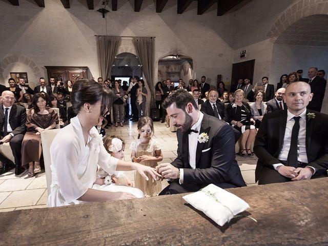Il matrimonio di Simone e Fulvia a Lecce, Lecce 29