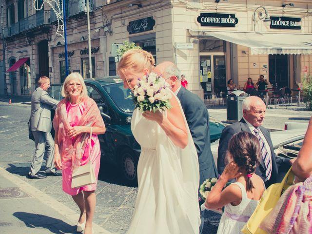 Il matrimonio di Bruno e Amelie a Santa Maria Capua Vetere, Caserta 9