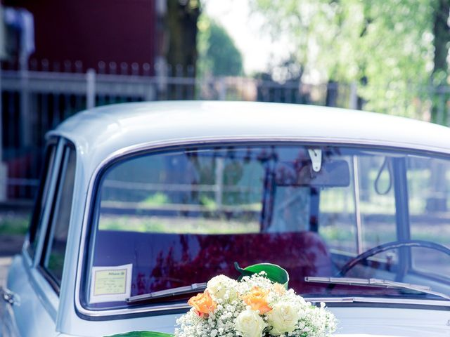 Il matrimonio di Davide e Veronica a Giussano, Monza e Brianza 6