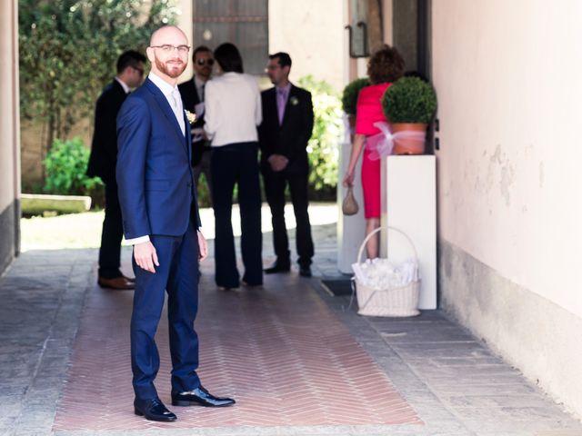 Il matrimonio di Davide e Veronica a Giussano, Monza e Brianza 8