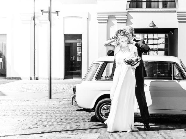 Il matrimonio di Davide e Veronica a Giussano, Monza e Brianza 10