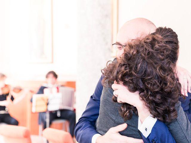 Il matrimonio di Davide e Veronica a Giussano, Monza e Brianza 13