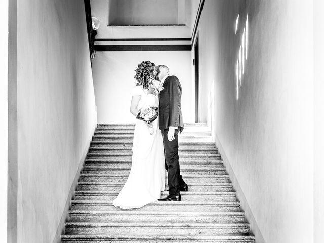 Il matrimonio di Davide e Veronica a Giussano, Monza e Brianza 15