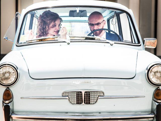 Il matrimonio di Davide e Veronica a Giussano, Monza e Brianza 1