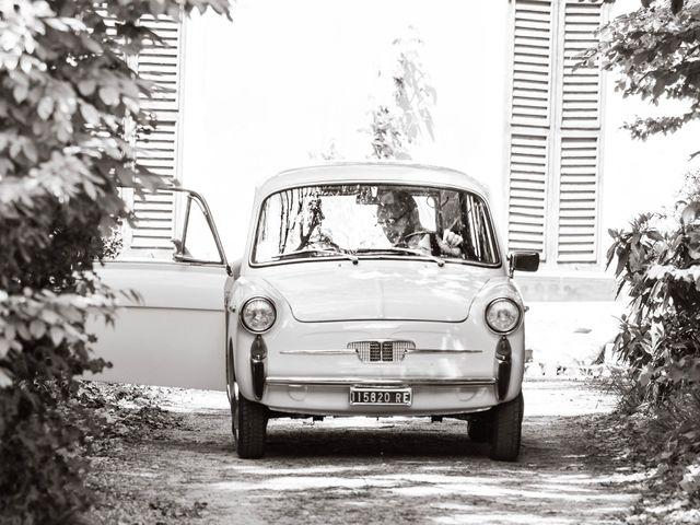 Il matrimonio di Davide e Veronica a Giussano, Monza e Brianza 17