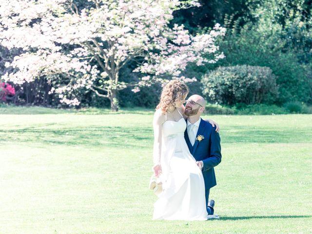 Il matrimonio di Davide e Veronica a Giussano, Monza e Brianza 19