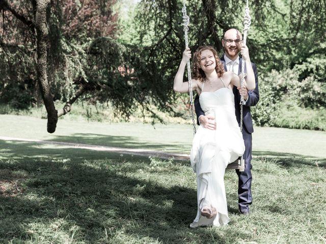 Il matrimonio di Davide e Veronica a Giussano, Monza e Brianza 21
