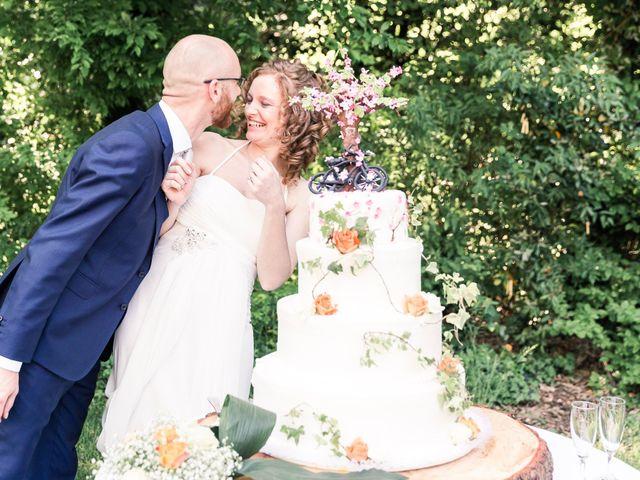 Il matrimonio di Davide e Veronica a Giussano, Monza e Brianza 25