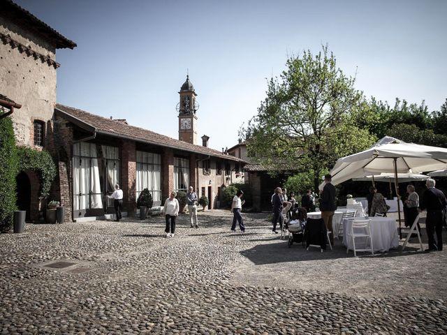 Il matrimonio di Davide e Veronica a Giussano, Monza e Brianza 41
