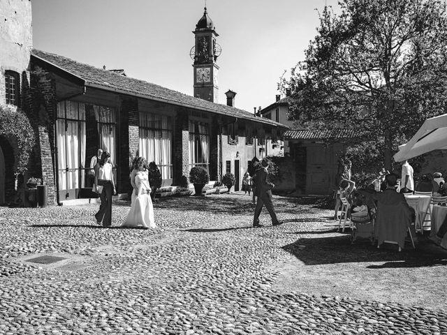 Il matrimonio di Davide e Veronica a Giussano, Monza e Brianza 42