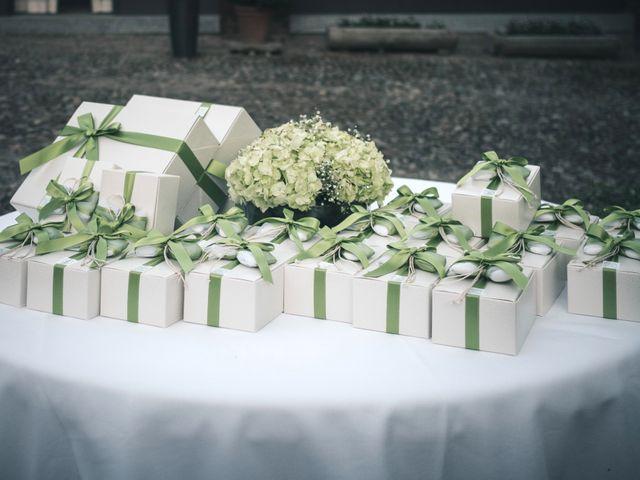 Il matrimonio di Davide e Veronica a Giussano, Monza e Brianza 44