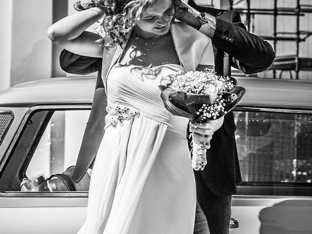 Il matrimonio di Davide e Veronica a Giussano, Monza e Brianza 47
