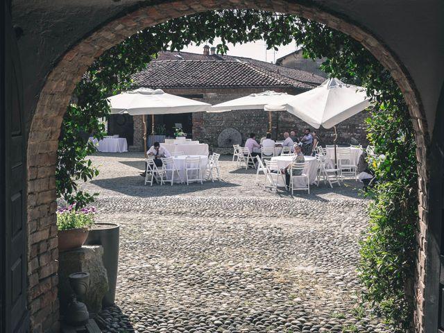 Il matrimonio di Davide e Veronica a Giussano, Monza e Brianza 50