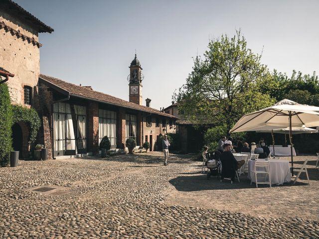 Il matrimonio di Davide e Veronica a Giussano, Monza e Brianza 51