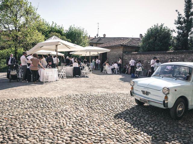 Il matrimonio di Davide e Veronica a Giussano, Monza e Brianza 52
