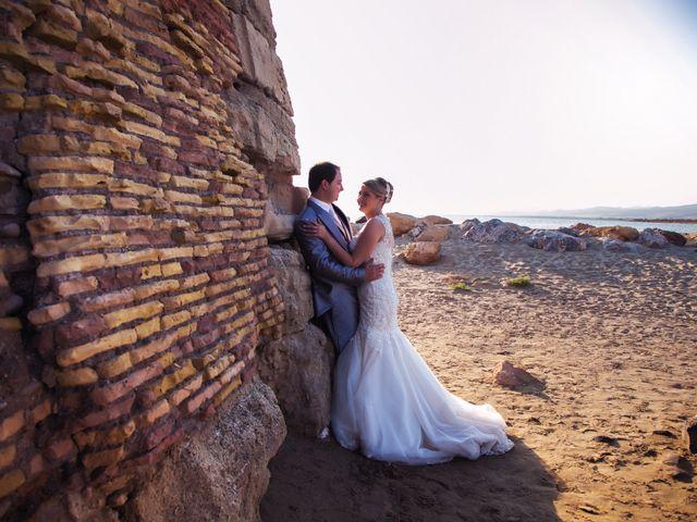 le nozze di Aurora e Fabrizio
