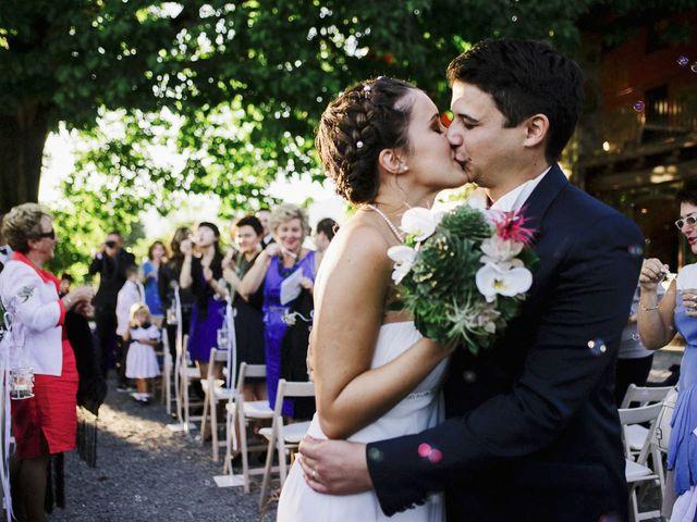 Le nozze di Linda e Emilio