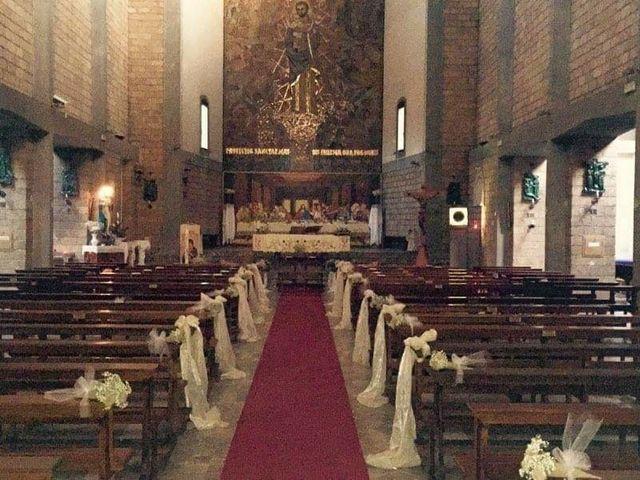 Il matrimonio di Stefania e Rocco a Santa Marinella, Roma 15