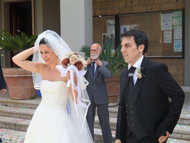 Il matrimonio di Stefania e Rocco a Santa Marinella, Roma 21