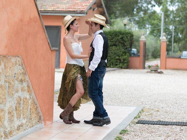 Il matrimonio di Stefania e Rocco a Santa Marinella, Roma 24