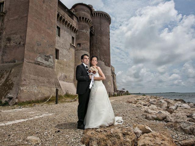 Il matrimonio di Stefania e Rocco a Santa Marinella, Roma 2
