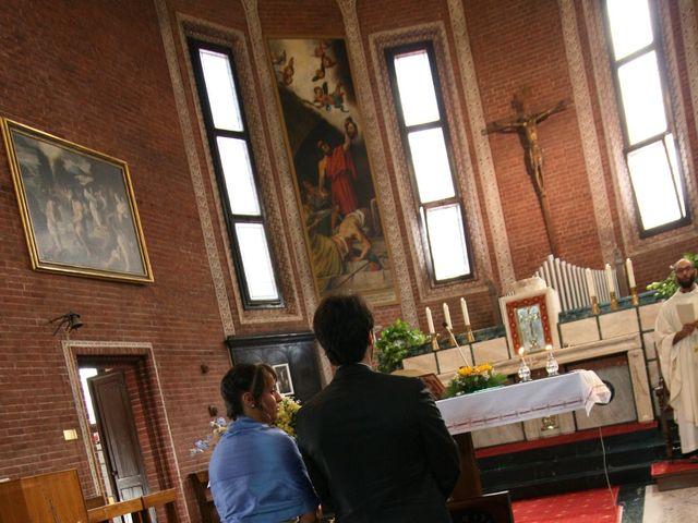 Il matrimonio di Tommaso e Diana a Milano, Milano 5