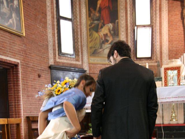 Il matrimonio di Tommaso e Diana a Milano, Milano 6