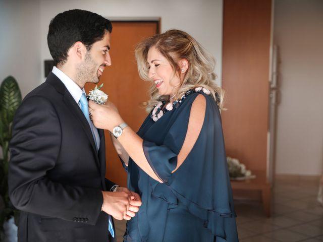 Il matrimonio di Vincenzo e Rosaria a Aversa, Caserta 13